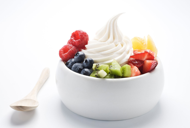 Summit Swirl Yogurt